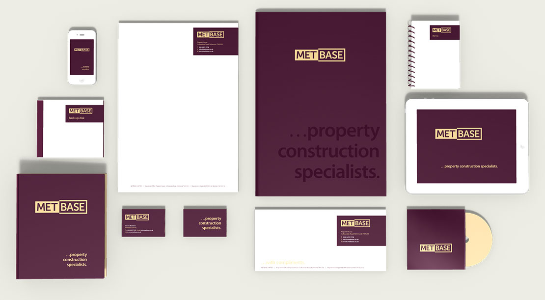 Property Developer Branding Design