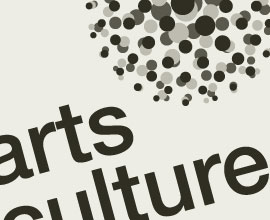 Arts Organisation Logo Design by Ross Edghill