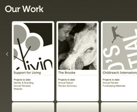 Website Design by Ross Edghill