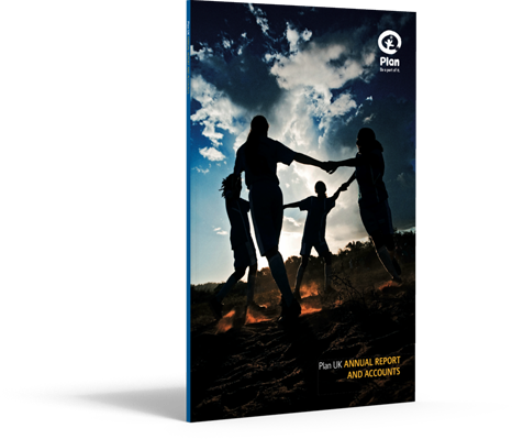 Charity Annual Report Design